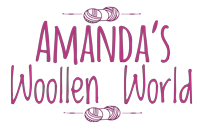 Amanda's Woollen World Logo