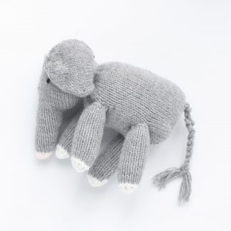 Elephant Nursery Soft Toy