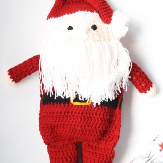 Large Santa Softie